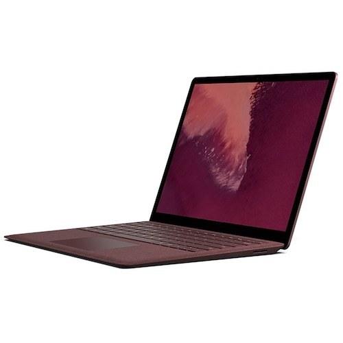 "تصویر لپ تاپ مایکروسافت ""13 Microsoft Surface Laptop 2 – C Core i7 8GB 256GB SSD Intel Touch (قرمز)"