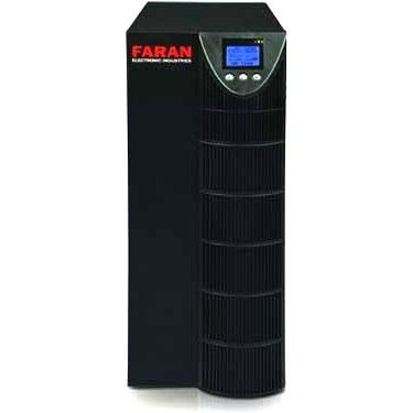 تصویر یو پی اس فاران Titan 10KVA Internal UPS Faran Online LCD