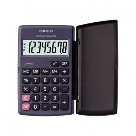 تصویر ماشین حساب LC-401LV-WE کاسیو Casio LC-401LV-WE Calculator