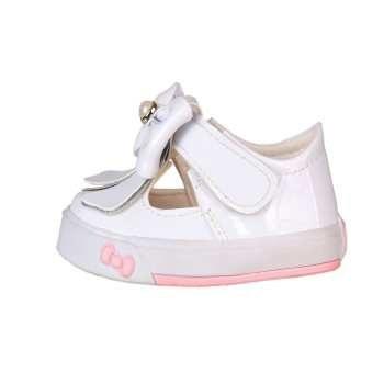 کفش بچگانه مدل نونا سفید رنگ |