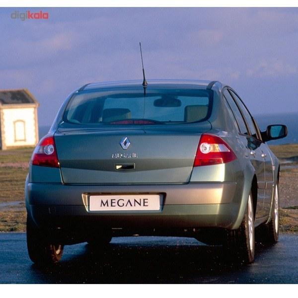 img خودروی رنو مگان 1600 مونتاژ دنده ای سال 1389 Renault Meagan 1600 1389 Manual Car