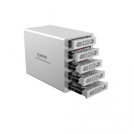 تصویر تجهیزات ذخیره سازی ORICO 3559SUSJ3 5Bay