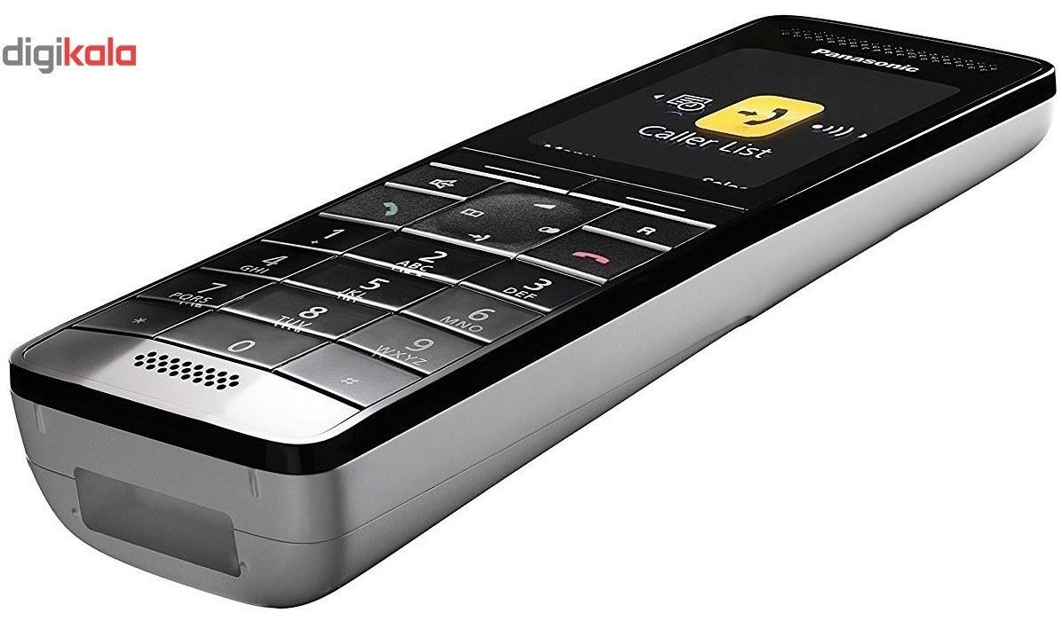تصویر تلفن بی سیم مدل KX-PRS120 پاناسونیک Panasonic KX-PRS120 cordless phone