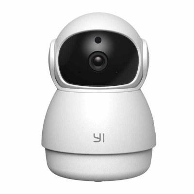 تصویر دوربین هوشمند شیائومی مدل xiaomi yi dome guard 1080p xiaomi yi dome guard camera 1080p