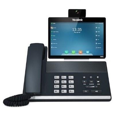 تصویر تلفن IP تصویری یالینک مدل T49G Yealink T49G Video IP Phone