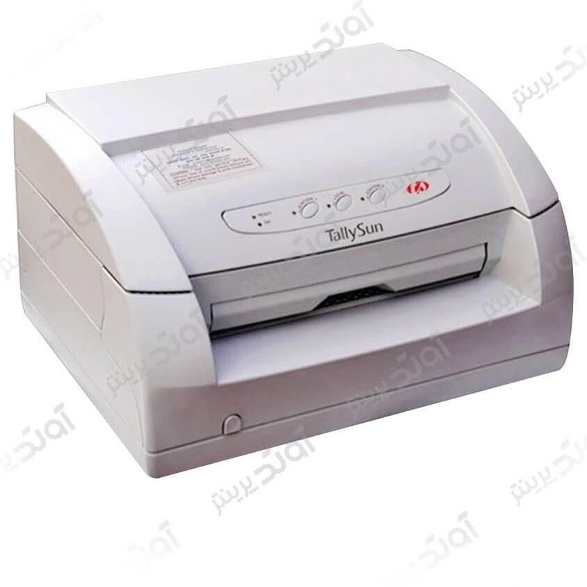 تصویر دستگاه پرفراژ چک تالیسان مدل 5050 TallySun 5050 Cheque Printer