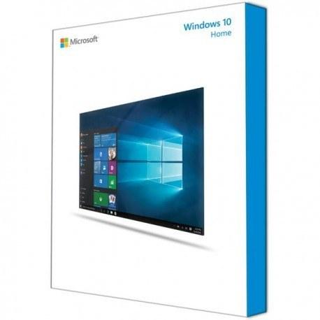 تصویر Windows 10 Home فعالسازی به دفعات