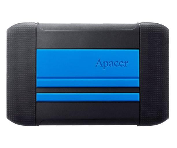 تصویر Apacer external hard drive model AC633 capacity 1 terabyte Apacer AC633 External Hard Drive 1TB