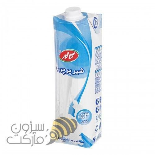شیر پر چرب 3% کاله 1 لیتر |