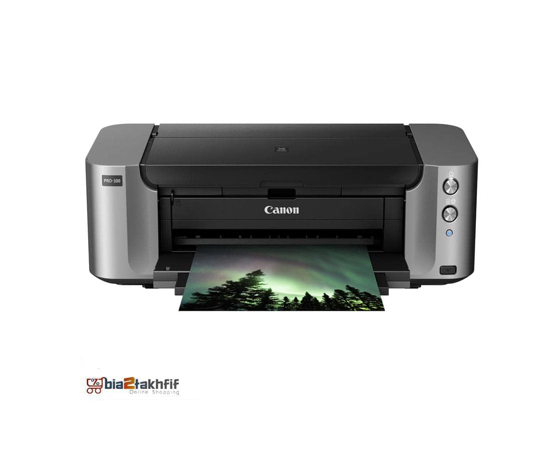 تصویر پرینتر جوهر افشان مدل PRO-100 کانن Canon PRO-100 Inkjet Printer