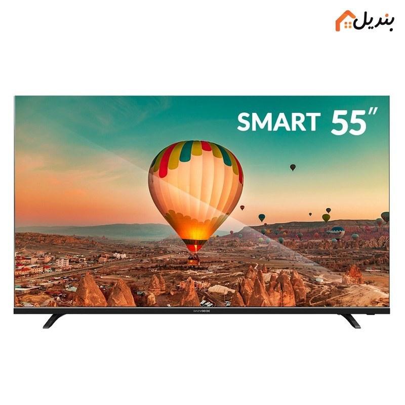 تصویر تلویزیون ال ای دی دوو مدل DSL-55K5900U DSL-55K5900U Ultra HD – 4K
