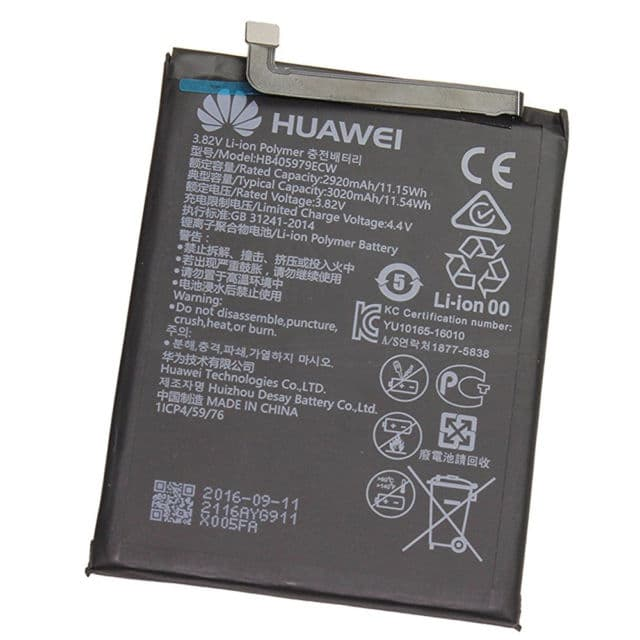 تصویر باتری اصلی گوشی هوآوی Huawei Nova ا Battery Huawei Nova - HB405979ECW Battery Huawei Nova - HB405979ECW