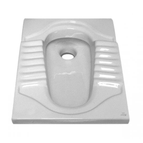 تصویر توالت ایرانی گلسار مدل آکوا