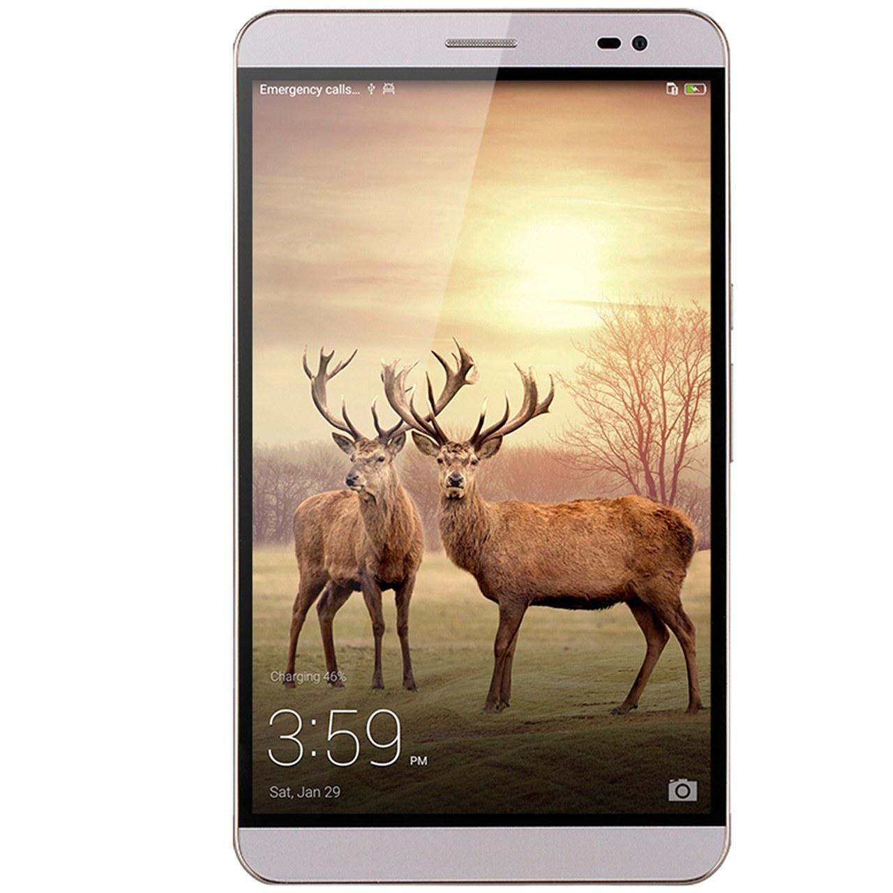 تبلت هوآوي مدل MediaPad X2 GEM-701L دو سيم کارت ظرفيت 32 گيگابايت | Huawei MediaPad X2 GEM-701L Dual SIM 32GB Tablet