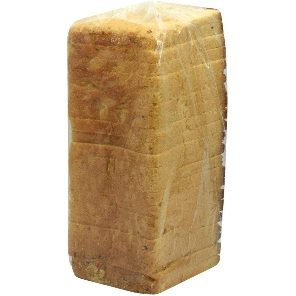تصویر نان تست جو کوچک بسته 500گرمی پینکت