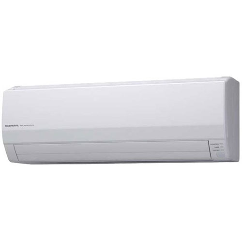 تصویر کولر گازی اسپلیت اجنرال Inverter Air Conditioner ASGS18LFCA