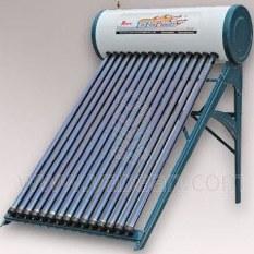 تصویر آبگرمکن خورشیدی غیر تحت فشار جیادل JIADELE مدل JDL-TF24-58/1.8