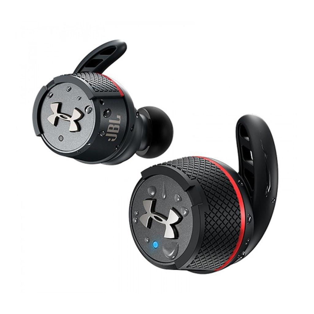 تصویر هدفون بی سیم جی بی ال مدل Under Armour True Wireless Flash JBL Under Armour True Wireless Flash Headphones