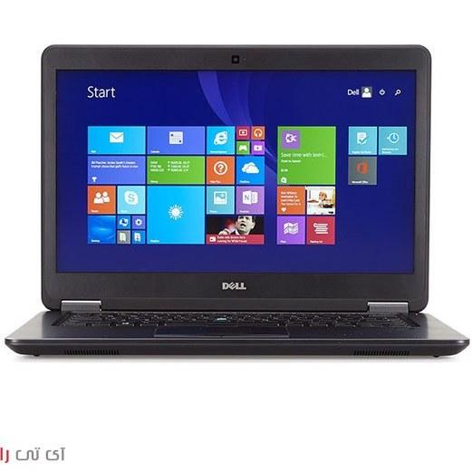 تصویر لپ تاپ الترابوک Dell Latitude E7450 پردازنده i5 نسل پنجم Dell Latitude E7450