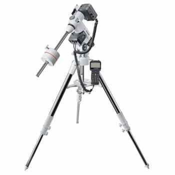 تصویر مقر استوایی برسر مدل Messier EXOS-2 GoTo Bresser Messier EXOS-2 EQ GoTo Mount