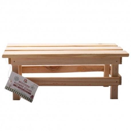 پایه گلدان چوبی(ساخت ویتنام)