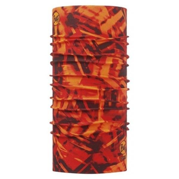 دستمال سر چند منظوره مدل Buff - High UV Nitric Orange Fluor |