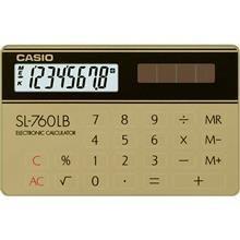 ماشین حساب رومیزی کاسیو مدل SL-760LB