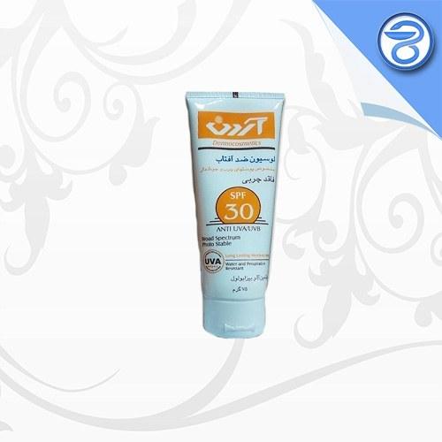 لوسیون ضد آفتاب آردن Ardene Sunscreen Lotion Oil Free SPF30