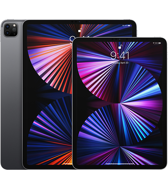 تصویر اپل مدل آیپد پرو 12.9 اینچ ۲۰۲۱ - 256 گیگابایت WiFi