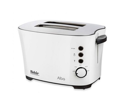 تصویر توستر نان فکر مدل آلبا ALBA Fakir ALBA Toaster