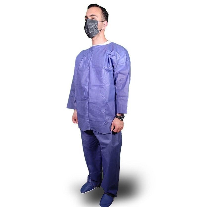 تصویر ست بلوز شلوار مردانه لباس MRI