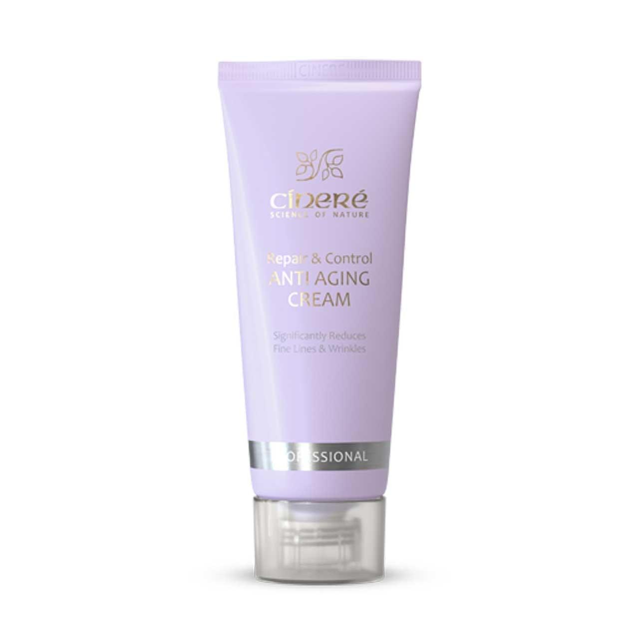 تصویر کرم ضد چروک مخصوص افراد بالای ۴۰ سال سینره ا Cinere Anti-Wrinkle Cream For Mature Skins 40 Cinere Anti-Wrinkle Cream For Mature Skins 40
