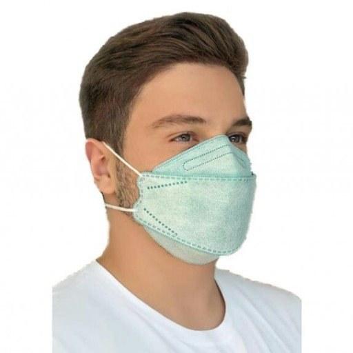 تصویر ماسک سه بعدی 50 عددی (فست ماسک ) 4 لایه