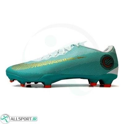کفش فوتبال نایک مرکوریال طرح اصلی سبز Nike Mercurial 2018