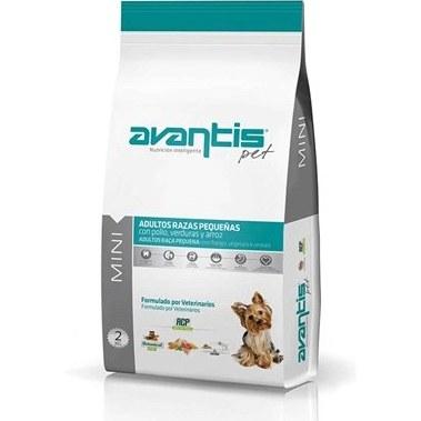 غذای خشک Avantis مخصوص سگ بالغ نژاد کوچک 2 کیلوگرم |