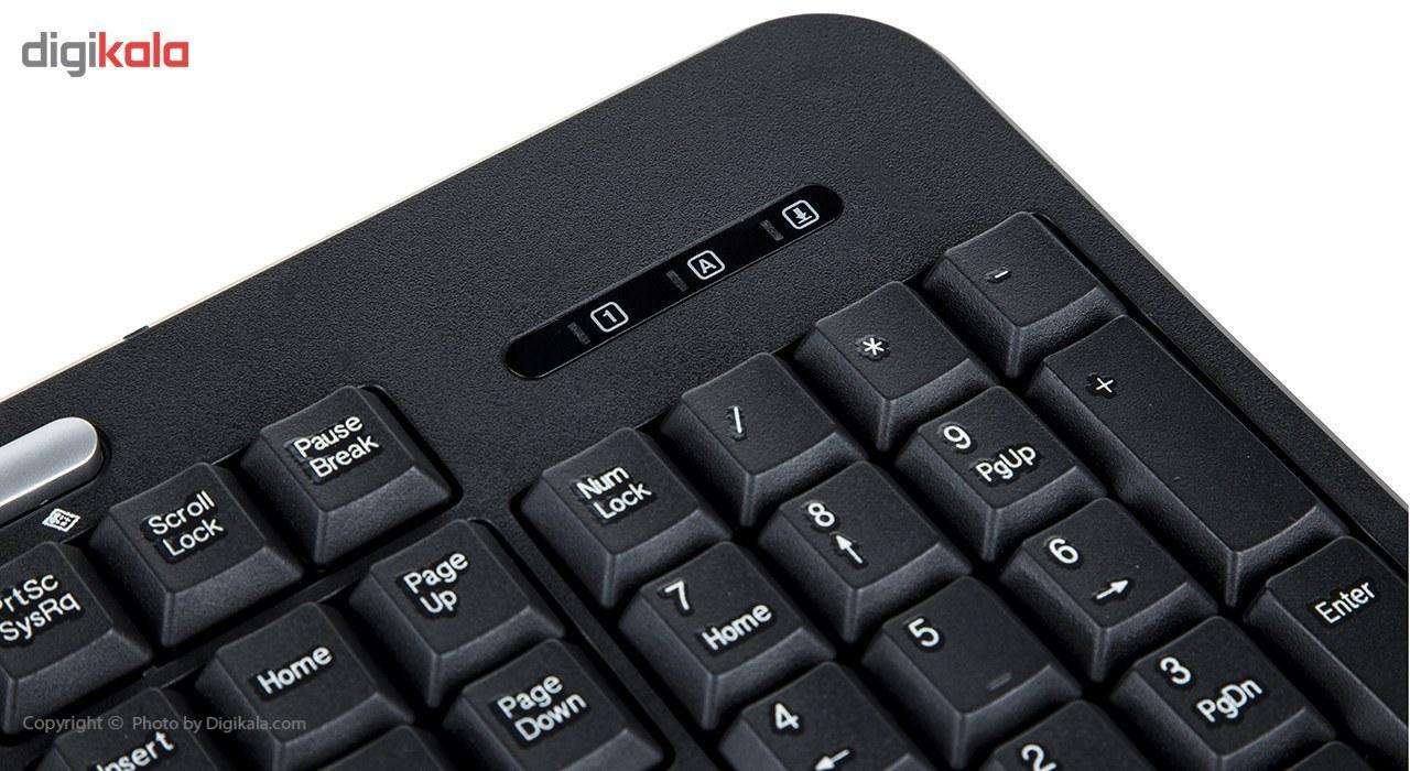 تصویر کیبورد باسیم فراسو اف سی آر 4890 ا کیبورد فراسو FCR-4890 Wired Keyboard کیبورد فراسو FCR-4890 Wired Keyboard