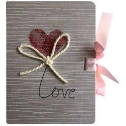 دفتر خاطرات طرح LOVE کد L02 |