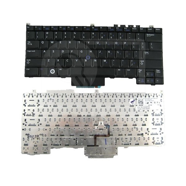 کیبورد لپ تاپ دل Laptop Keyboard Dell Latitude E4300