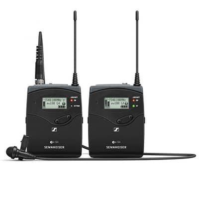 عکس Sennheiser EW 112P G4 Camera-Mount Wireless ME2-II Omni Lavalier Microphone میکروفن بی سیم سنهایزر مدل EW 112P G4 sennheiser-ew-112p-g4-camera-mount-wireless-me2-ii-omni-lavalier-microphone