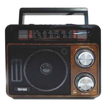 رادیو مارشال مدل ME-1113 | Marshal ME-1113 Radio