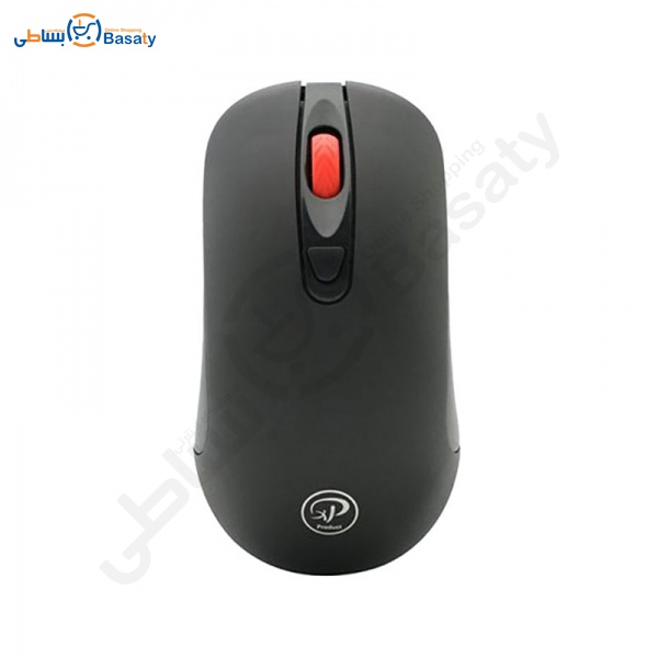 تصویر ماوس بی سیم ایکس پی-پروداکت مدل XP-W470D XP Product XP-W470D Wireless Mouse