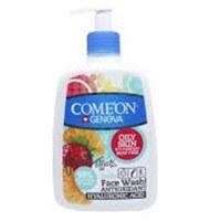 main images ژل شستشو صورت کامان مخصوص پوست های چرب حجم 500 میل Comeon Face Wash For Oily Skin 500ml