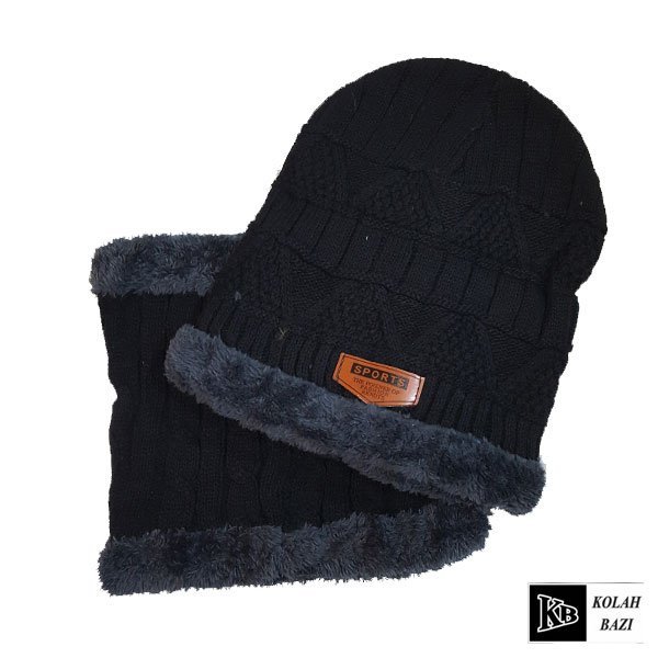 main images شال و کلاه بافت مدل shk38 Textured scarf and hat shk38