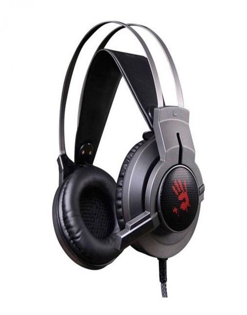 تصویر هدست گیمینگ بلادی ایفورتک G437 USB+Sound 7.1 ا Headset A4Tech Bloody Gaming G437 USB+Sound 7.1 Surround Headset A4Tech Bloody Gaming G437 USB+Sound 7.1 Surround