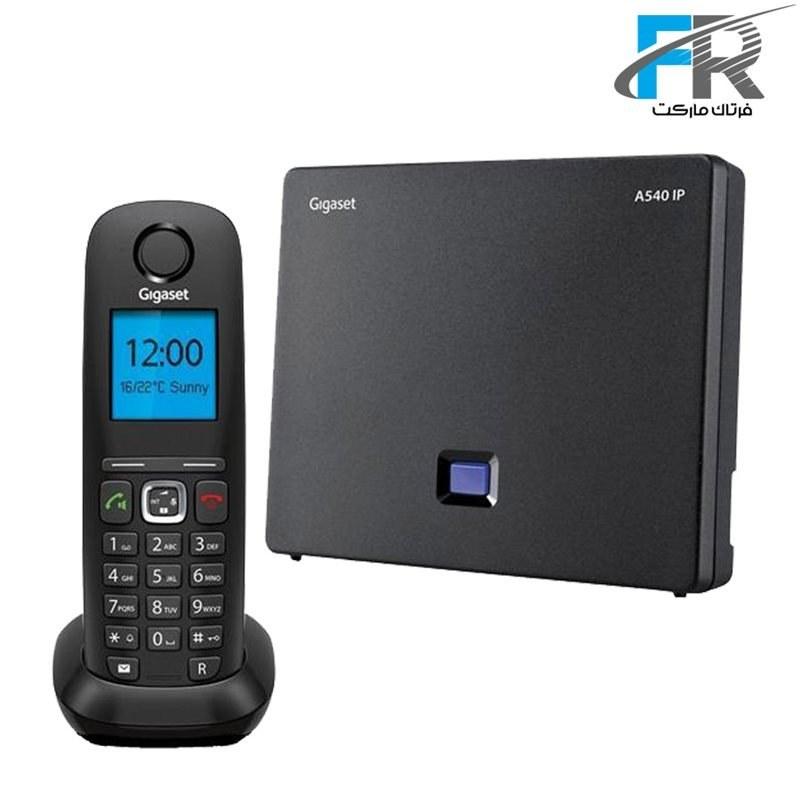 گوشی تلفن بی سیم گیگاست مدل A540 IP