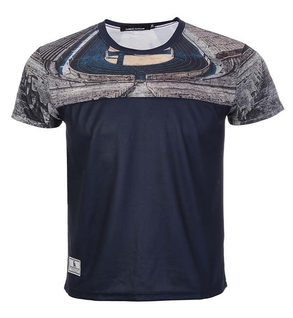 تی شرت ورزشی مردانه ساموئل اند کوین