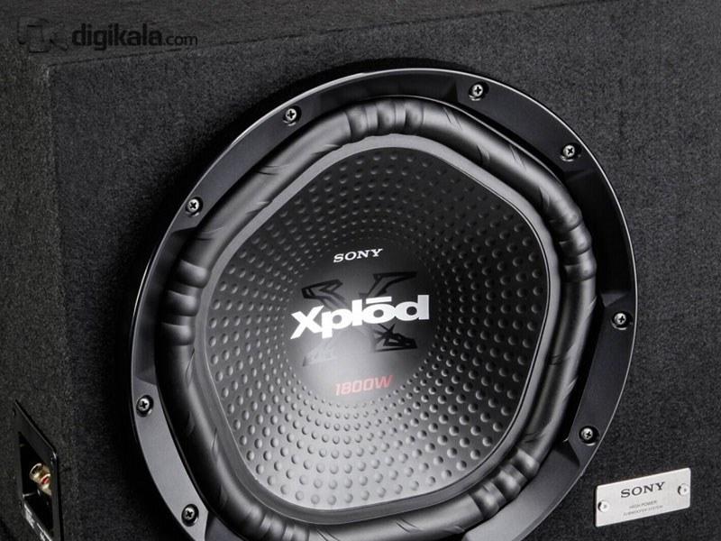 تصویر ساب ووفر خودرو سونی XS-NW1202E Sony XS-NW1202E Car Subwoofer