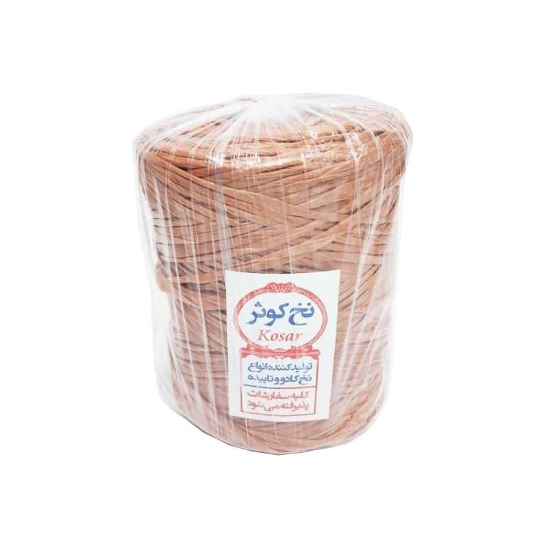 تصویر نخ کادو و جعبه شیرینی بلند کوثر STR-003 نخ کادو و جعبه شیرینی بلند کوثر برای بسته بندی در خانه و محل کار و همینطور به کار گیری در قنادی ها برای بستن جعبه ها قابل کاربرد است. نخ کوثر دارای ضخامت و کیفیت مناسب بوده و خرید این نخ پلاستیکی اقتصادی می باشد.