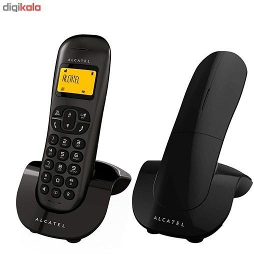 img تلفن بی سیم آلکاتل مدل C250 Alcatel C250 Phone