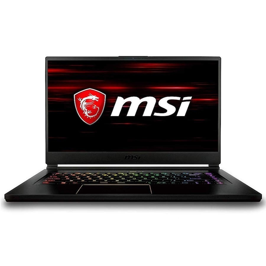 """MSI GS65 Stealth-1402 15.6 """"144Hz 7ms Laptop Ultra Thin and Light Gaming Laptop Intel Core i7-8750H RTX2060 16GB DDR4 512GB Nvme SSD TB3 Win10Home VR آماده"""